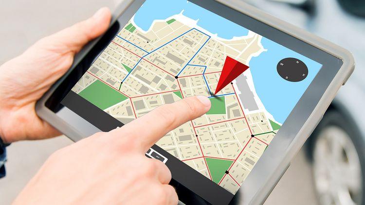 GPS-Ortungssysteme von Pro|Serv Concept