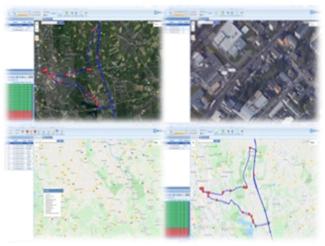 GPS-Ortungssystem mit vielfältigen Zusatzfunktionen von pro|Serv